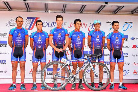 حراج دوچرخههای پرافتخارترین تیم ایران!