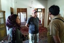 بازدید زوج گردشگر آلمانی از زادگاه امام خمینی+ تصاویر