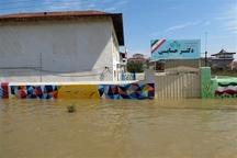 مدارس آققلا کماکان در زیر آب است  حضور دانشآموزان در سرکلاس نیاز به تائیدیه ایمنی دارد