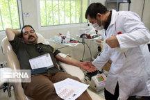 فعالیت پایگاههای انتقال خون قزوین در روزهای تاسوعا و عاشورا