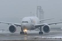 پروازهای تبریز - تهران همچنان برقرار نیست