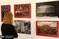 نمایشگاهی که برای اولین بار در اتریش برپا شد: دو مسیر زیارتی برای صلح؛ از کربلا تا سانتیاگو + تصاویر