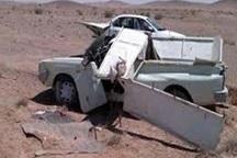 حادثه رانندگی در قزوین یک کشته داشت