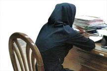 سارق گوشواره دانش آموز در محل ارتکاب جرم دستگیر شد