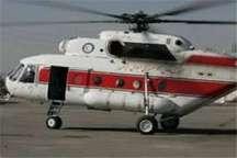 حادثه برای کوهنوردان در دزفول   اعزام بالگرد هلال احمر به منطقه