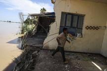 نیروهای سپاه فجر امداد به سیل زدگان خوزستان را آغاز کردند
