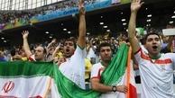 شادی ایرانی ها در کازان در شب پیش از بازی با اسپانیا+ فیلم