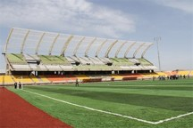 40 میلیارد ریال برای تکمیل ورزشگاه الغدیر ایلام اختصاص یافت