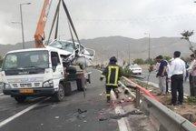 تلفات تصادفات 9 ماه امسال، 9 درصد افزایش یافته است