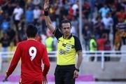 قضاوت داوران همدانی در جام جهانی فوتبال