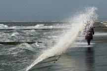 افزایش وزش باد در غرب خلیج فارس و تنگه هرمز از فردا چهارشنبه