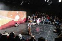 هشتمین جشنواره استانی نمایش صحنه در اراک پایان یافت