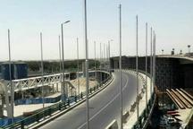بازدید میدانی احمدی نژاد از روند اجرایی پروژههای عمرانی