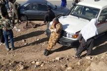 مرگ امدادگر نظامی در روستای زلزلهزده کوئیک