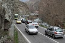 تردد خودروها در لرستان 5 درصد افزایش یافت