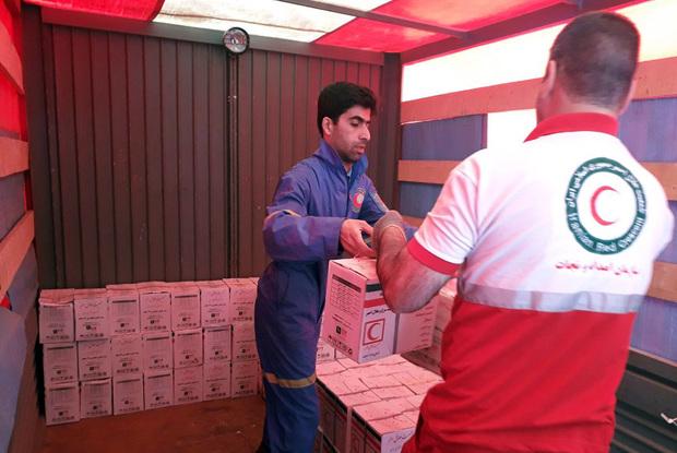 تیم تخصصی امداد در سیلاب قم آماده اعزام به مناطق سیل زده است