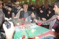 پیکر شهید حجت الله خانلرخانی در شاهرود تشییع شد