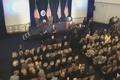 شوی وزیر خارجه آمریکا در جمع ایرانیانی که ایرانی نیستند