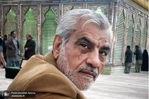 حاج مصطفی طالبی پیرغلام اهلبیت(ع) دار فانی را وداع گفت