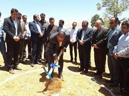 از محل اعتبارات ریاستجمهوری؛ عملیات اجرایی ۳ پروژه شهری در یاسوج آغاز شد