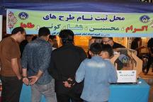 900 کودک گلستانی دارای حامی شدند