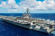 کشتیها و جنگندههای آمریکایی، آماده برای حمله به سوریه