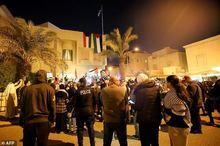 تظاهرات کم سابقه کویتی ها در محکومیت تصمیم ترامپ علیه قدس+ تصاویر