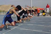 خوزستان قهرمان رقابتهای دوومیدانی معلولان کشور شد