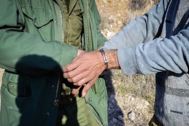 دو شکارچی متخلف در پناهگاه حیات وحش قمیشلو دستگیر شدند