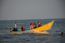 هنگ مرزی بندر آستارا از ساماندهی قایق های تفریحی خبر داد
