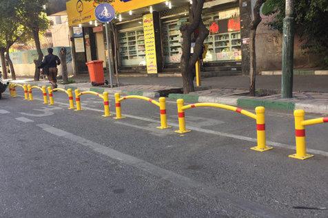 قلب پایتخت میزبان خطوط دوچرخه سورای