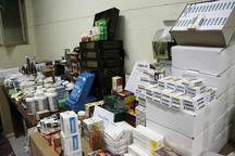 کشف 118 هزار قلم انواع داروی قاچاق و کمیاب در گمرک دوغارون