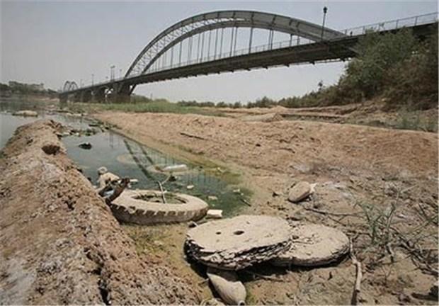 همایش بین المللی رودخانه در سکوت خبری در اهواز برگزار شد