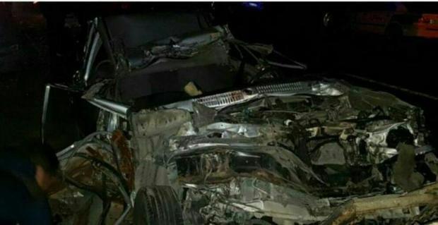 حادثه رانندگی در جاده گرمی،اردبیل 2 کشته برجا گذاشت