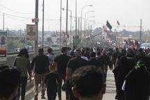 آمادگی میزبانی از ۲۰ هزار زائر اربعین در کاظمین