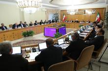 بررسی کلیات لایحه بودجه سال ۱۳۹۸ کل کشور در هیات دولت