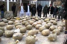 هلاکت قاچاقچی مسلح در سیستان و بلوچستان  کشف بیش از یک تن مواد مخدر در استان
