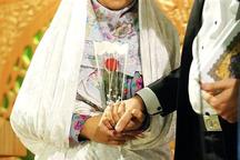 پنج میلیارد ریال کمک هزینه ازدواج به مددجویان نیمروز اعطا شد