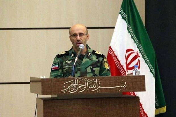 ارتش ایران در اوج قدرت است