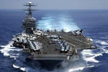 آمریکا سومین ناو هواپیمابرش را راهی شبه جزیره کره کرد