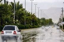 جاده های جنوب کرمان لغزنده است
