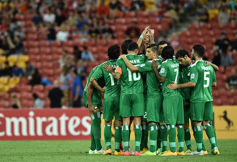 عراق بعد از ۸ سال، آماده میزبانی از تیمهای فوتبال