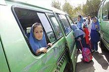 ۱۰۰ بازرس بر عملکرد سرویس مدارس مشهد نظارت دارند