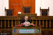 لاریجانی: دبیرخانه شورای عالی امنیت برای پایان دادن به مسائل سال 88 بررسی هایی را انجام داده است