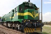 135 هزار مسافر در مسیرهای محلی راه آهن خراسان جا به جا شدند