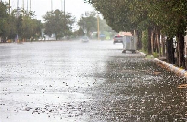 بارندگی در گنبد 73 درصد افزایش یافت