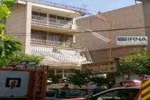 ریزش ساختمان چهارطبقه به دلیل گوبرداری غیراصولی درگیشا