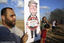 تصاویر/ راهپیمایی «به کوری چشم ترامپ بازمی گردیم»