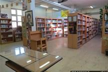 کتابخانه عمومی شهر ارکوازدر انتظار رونق حضور کتابخوانان
