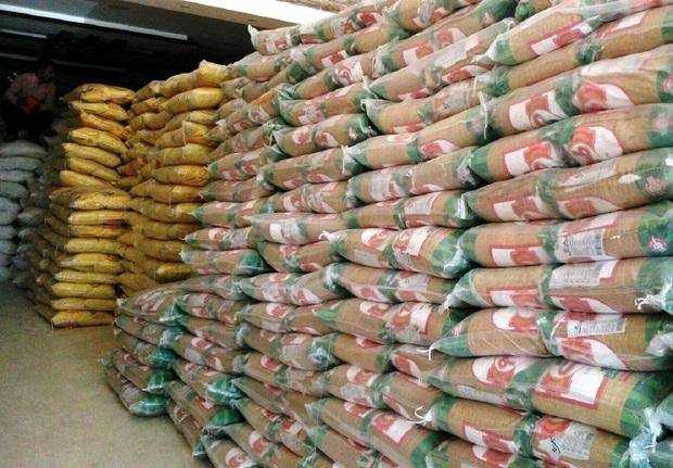 21 شکر و برنج در استان کرمانشاه کشف شد